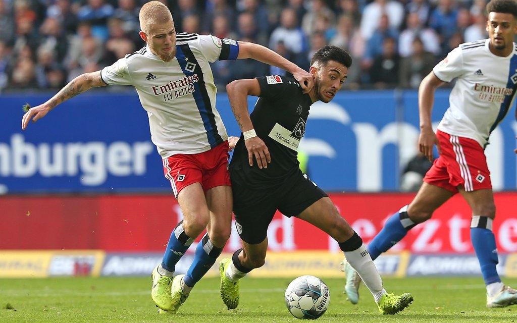 VfB oder HSV, wer gewinnt das Verfolgerduell?
