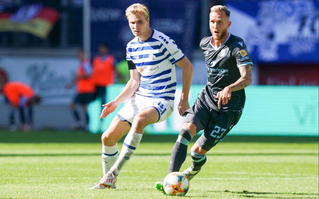 TSV 1860 gegen Duisburg: Löwen jagen Zebras