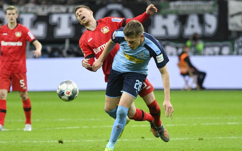 Leverkusen Gladbach 2020