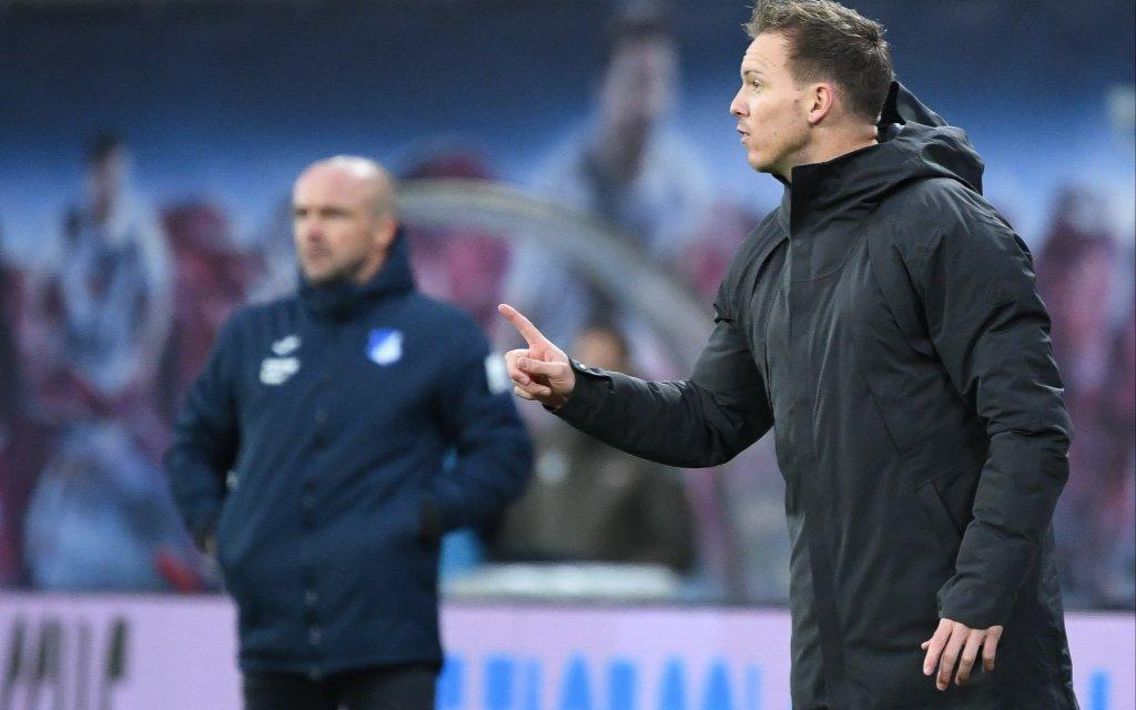 Hoffenheim Leipzig: Zum Duell Schreuder - Nagelsmann kommt es nicht mehr