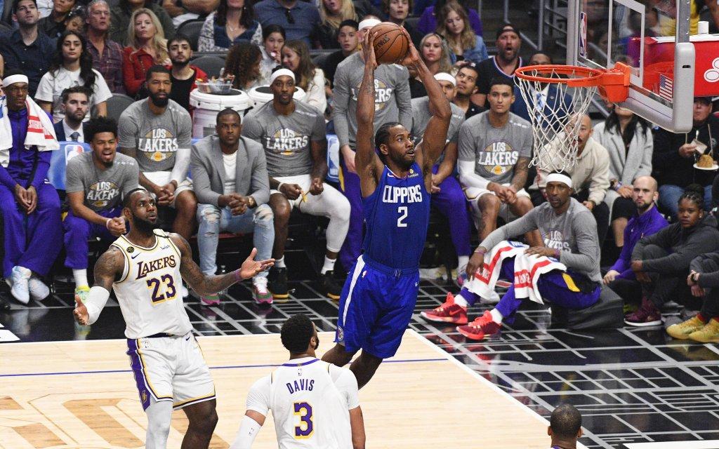 Der »Battle of L.A.« wird auch beim NBA-Re-Start die wichtigste Rolle spielen