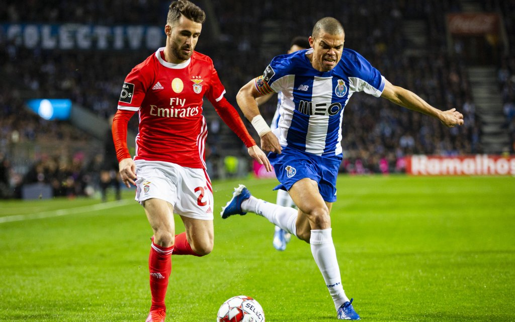 Benfica - Porto: Wer holt den Cup?