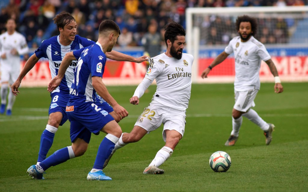 Deportivo Alaves - Real Madrid 1:2