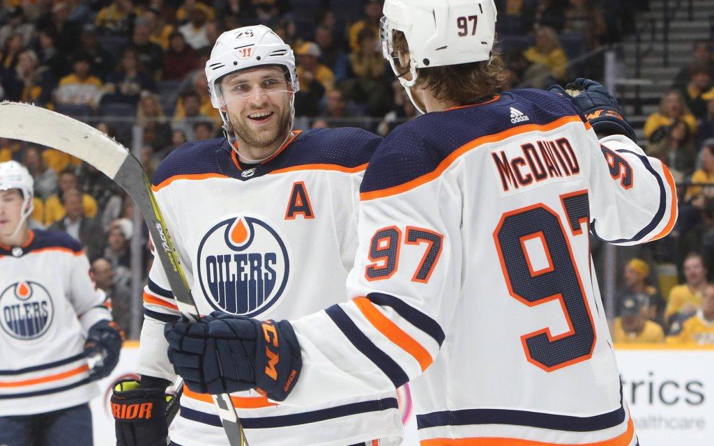 Holen sich die Oilers mit Draisaitl das dritte Spiel?