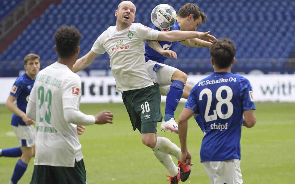 Kommt Schalke gegen Werder aus der Krise?