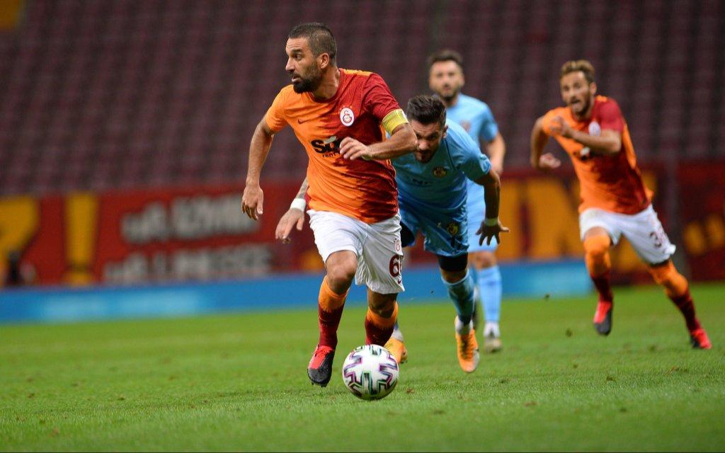 Arda Turan soll Galatasaray in Baku führen