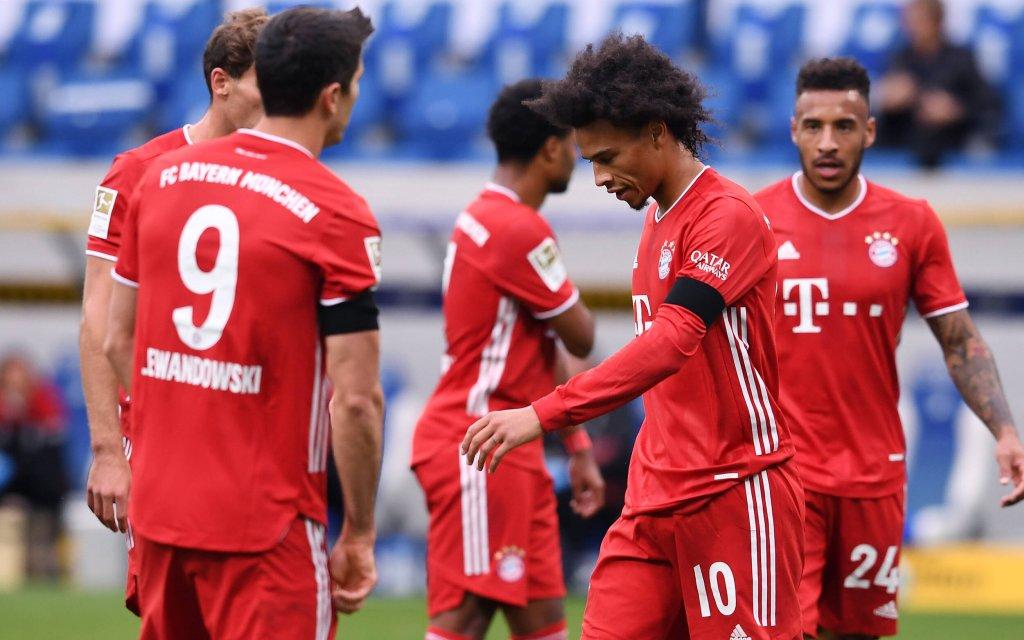Haben die enttäuschten Bayern gegen Dortmund wieder Spaß?