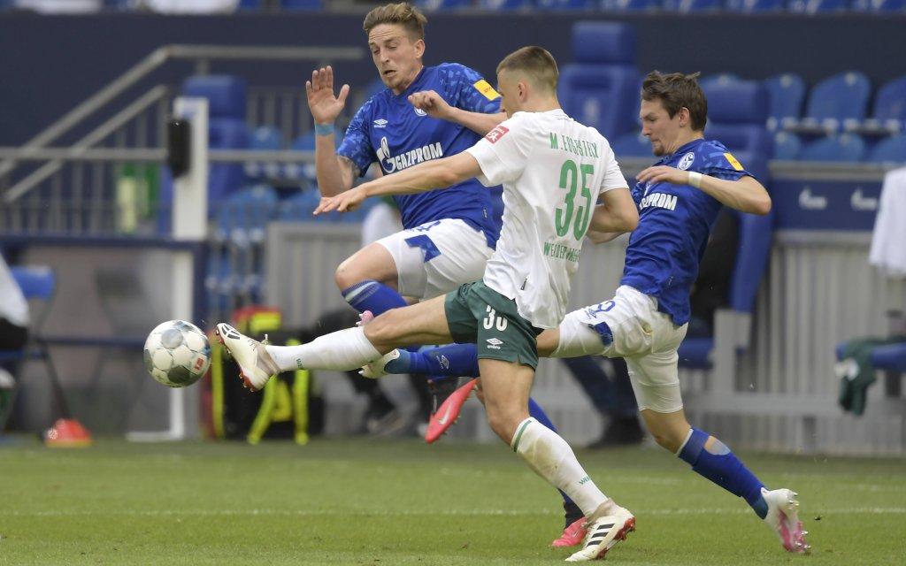 2. Spieltag, unter anderem mit Schalke - Werder