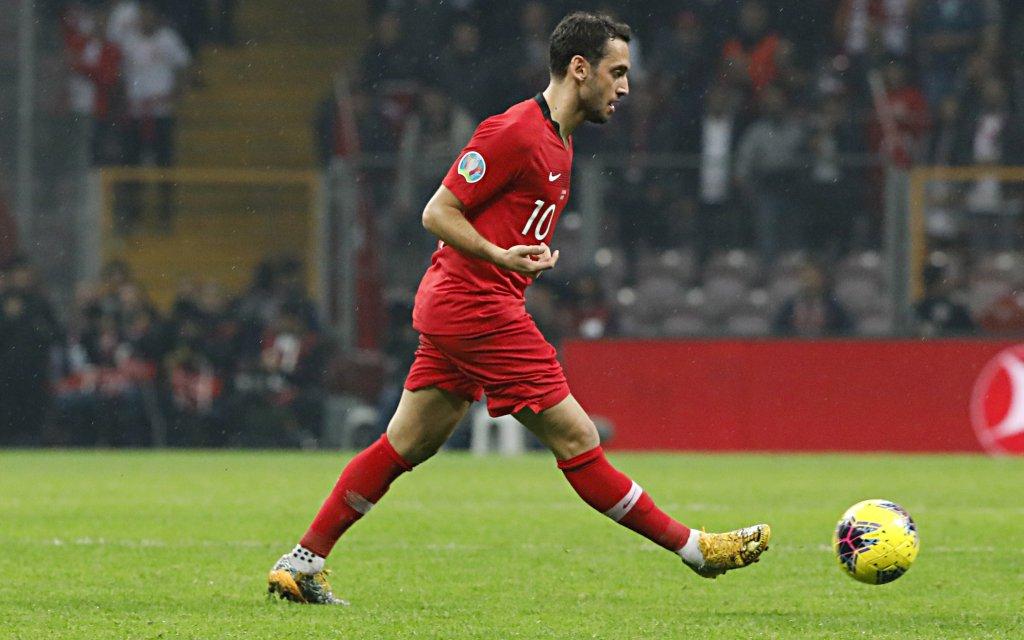 Hakan Calhanoglu soll die Nationalmannschaft der Türkei führen