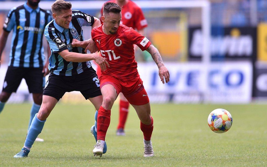 Viktoria Köln will ersten Sieg gegen Waldhof seit 29 Jahren