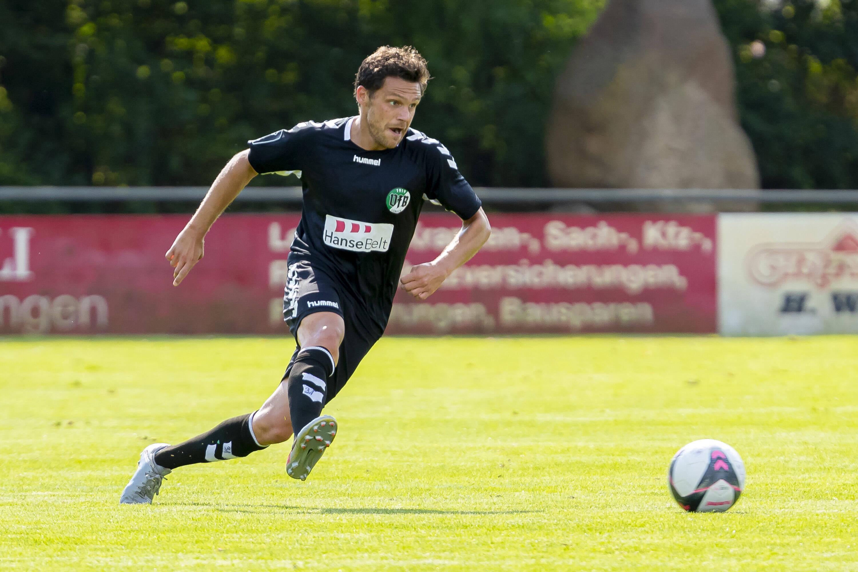 Mirko Boland vom VfB Lübeck