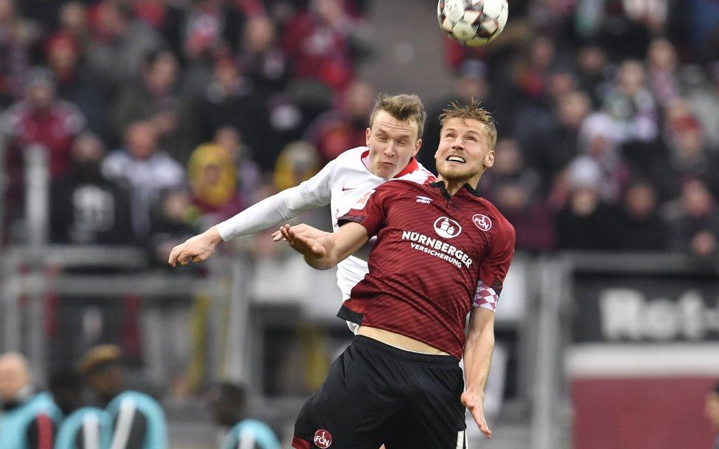 Schmeißt Nürnberg Leipzig aus dem Pokal?