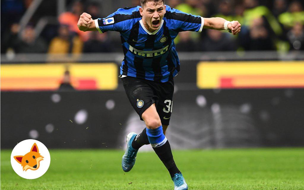 Quotenfuchs: Jubelt Inters Sebastiano Esposito auch am Samstag gegen Florenz?
