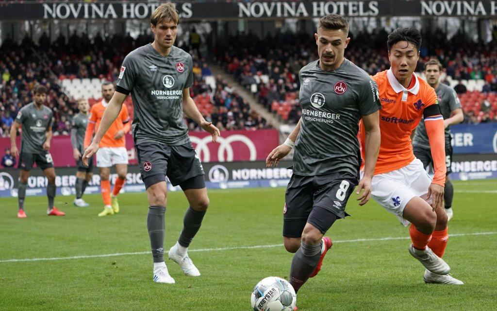 Holt der Club gegen Darmstadt nächsten Heimsieg?