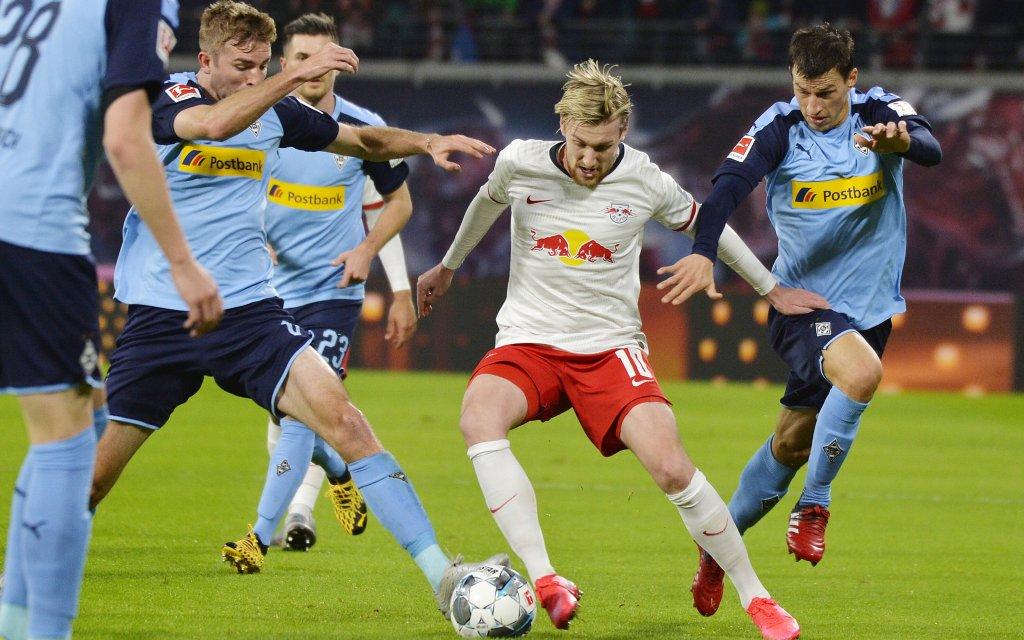 Schafft Gladbach ersten Sieg über Leipzig?