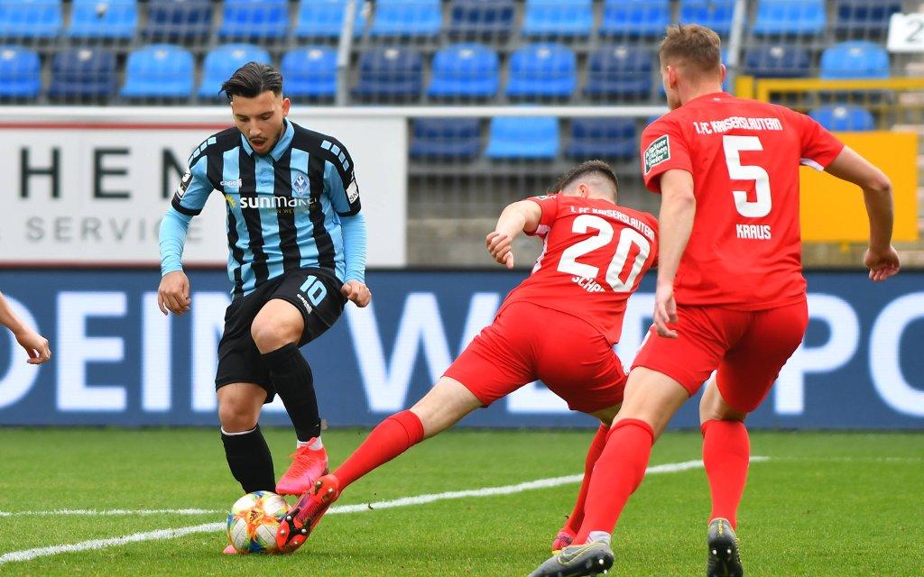 Lautern - Waldhof: Wer siegt im Derby?