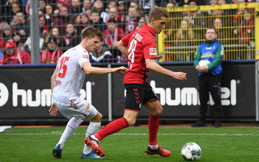 Union peilt gegen Freiburg zweiten Heimsieg an