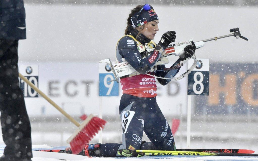 Johannes Thingnes Boe bei den Herren, Dorothea Wierer bei den Damen: Titelverteidiger Gesamtweltcup.
