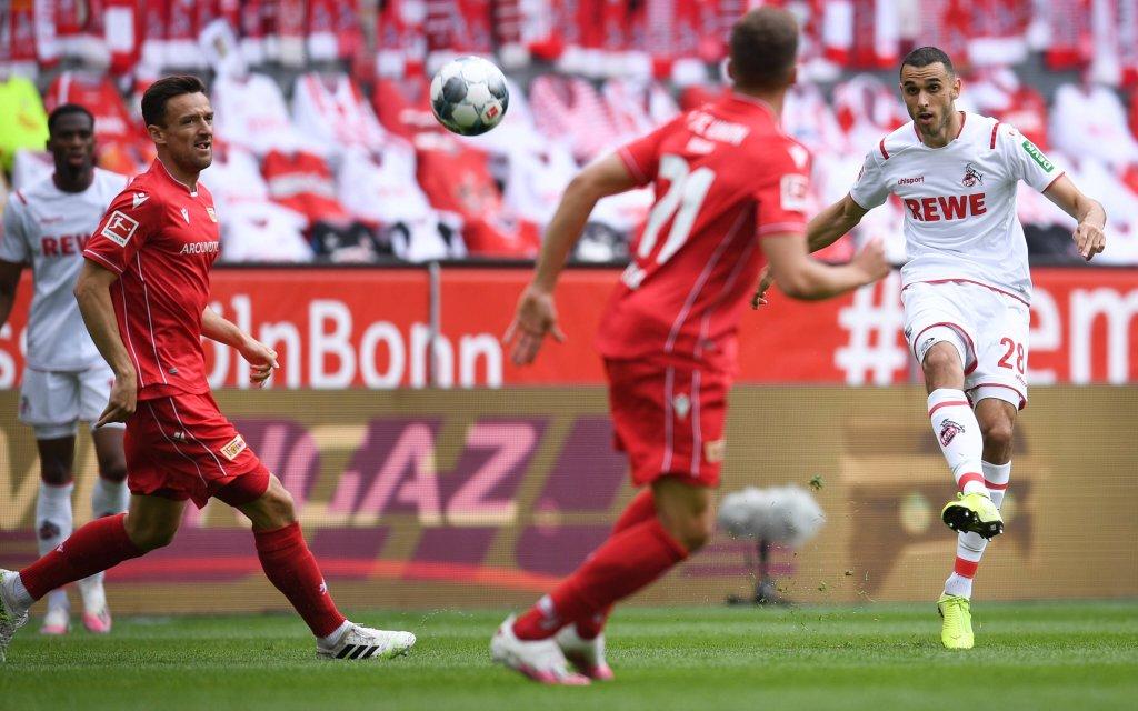 Am 8. Spieltag will Union wie letzte Saison in Köln gewinnen.