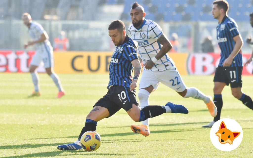 Der Quotenfuchs besucht Atantas Papu Gomez gegen La Spezia.