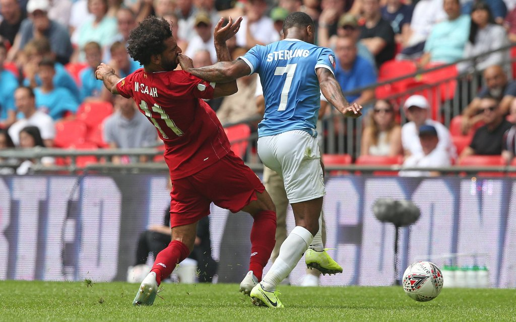 Mohamed Salah vs. Raheem Sterling: Wer hat die Nase vorn?
