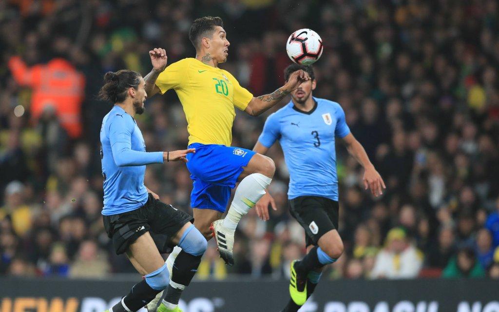 Kann Uruguay Spitzenreiter Brasilien stoppen?