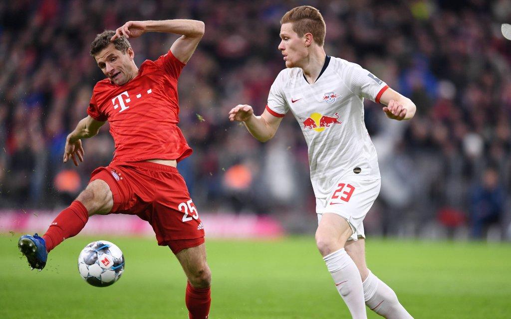 Erster Sieg von Leipzig bei den Bayern?