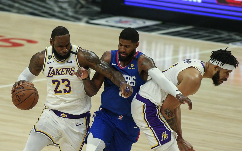 Lakers gegen Clippers: Ein hitziges Stadtduell