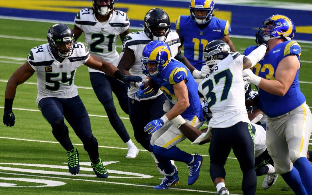 Im Rückspiel Rams vs. Seahawks geht es um die NFC West.