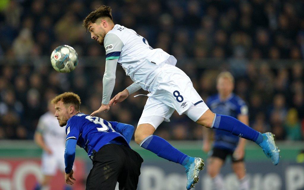 Siegt Schalke mit Stevens gleich gegen Bielefeld?