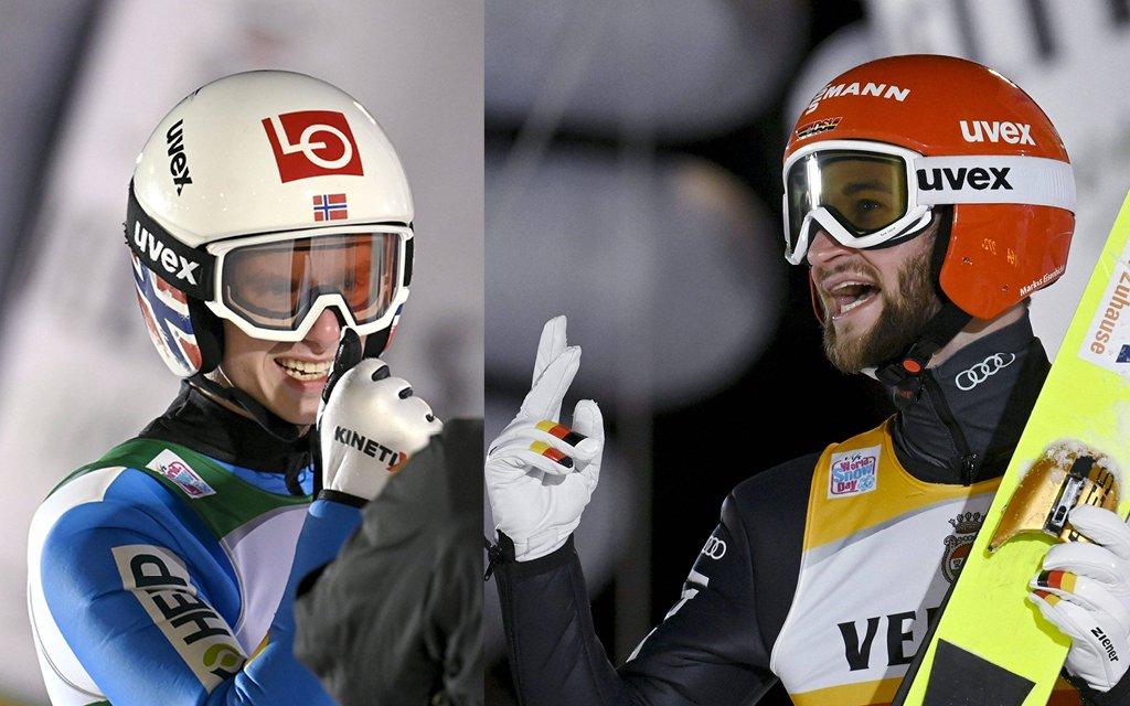 Granerud und Eisenbichler sind die Favoriten der Skiflug-WM.