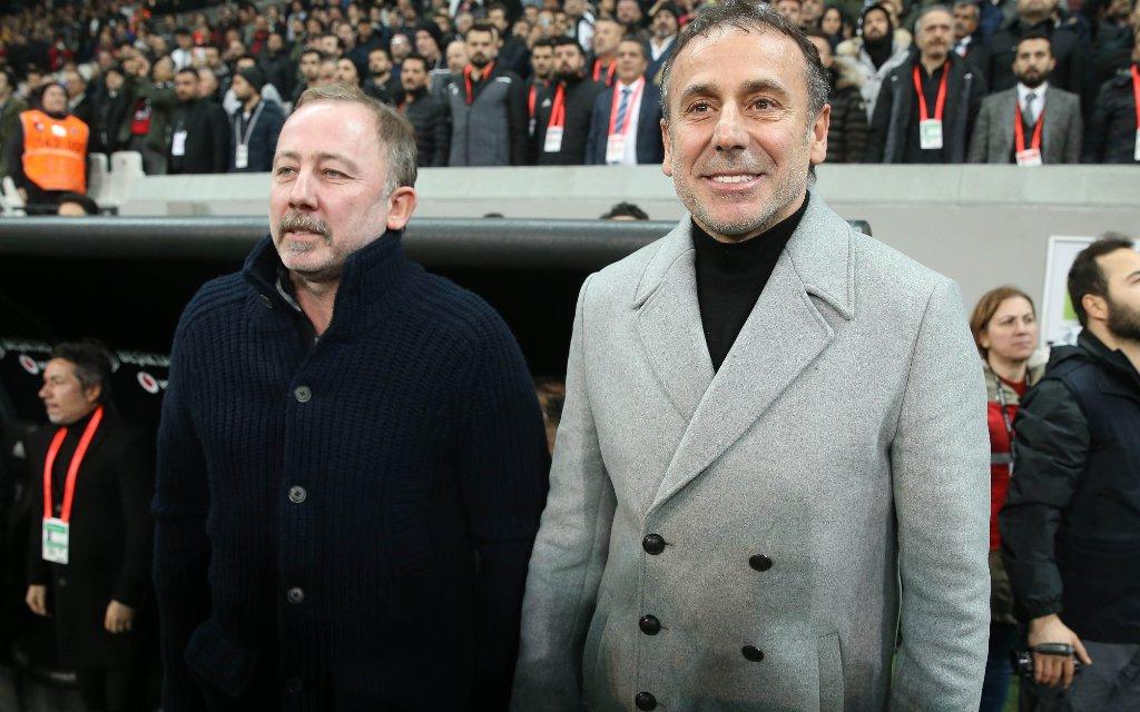 Alles Süper beim Wiedersehen? Abdullah Avci (r.) und Sergen Yalcin