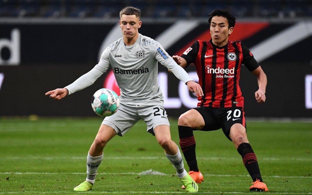 Revanchiert sich Leverkusen bei Frankfurt im DFB-Pokal?