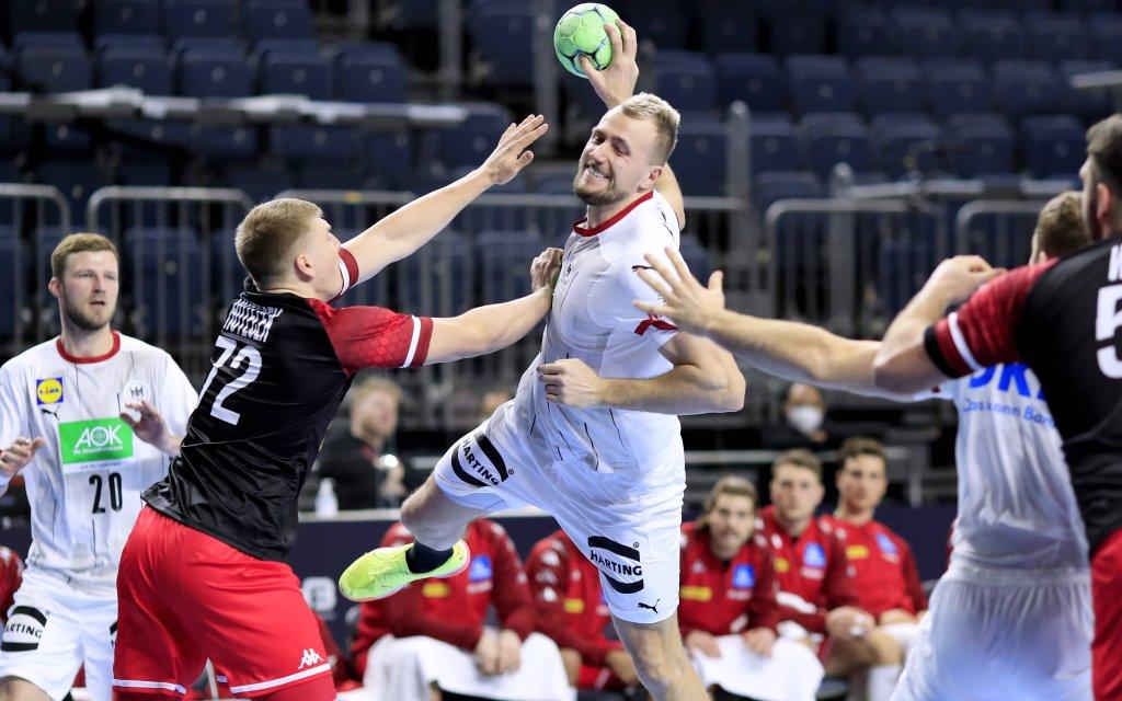 Glänzt Julius Kühn fürs DHB-Team auch bei der Handball-WM?
