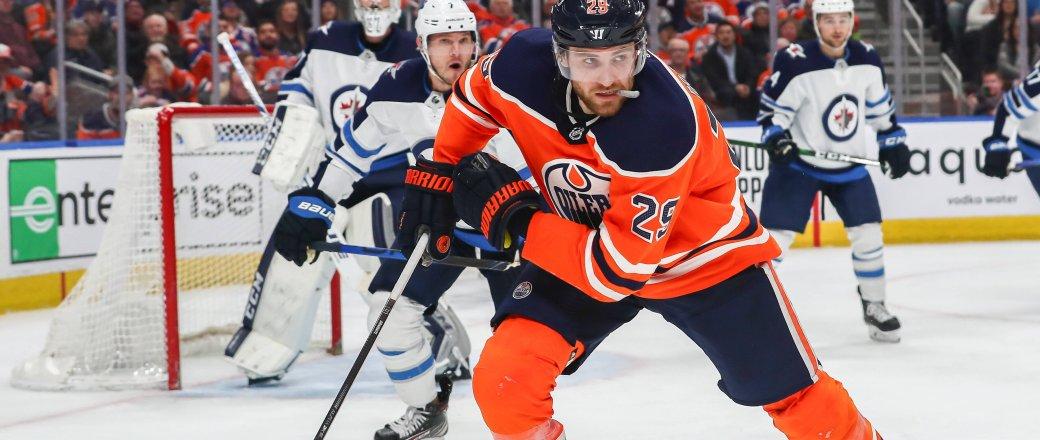NHL: Leon Draisaitl und die Oilers legen wieder los!
