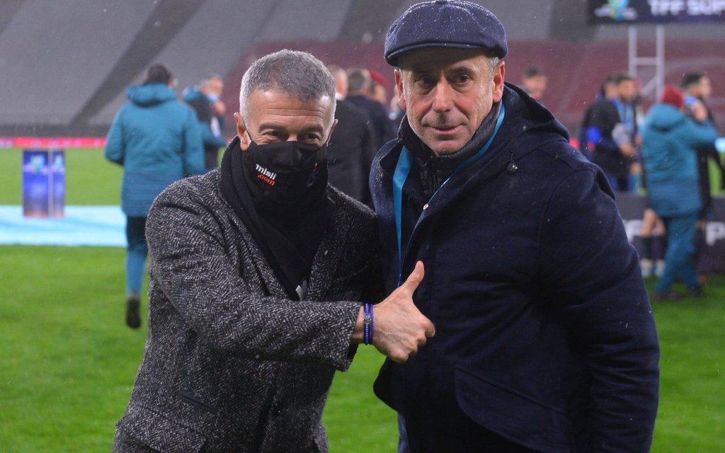 Dank der Mütze alles süper bei Trabzonspor