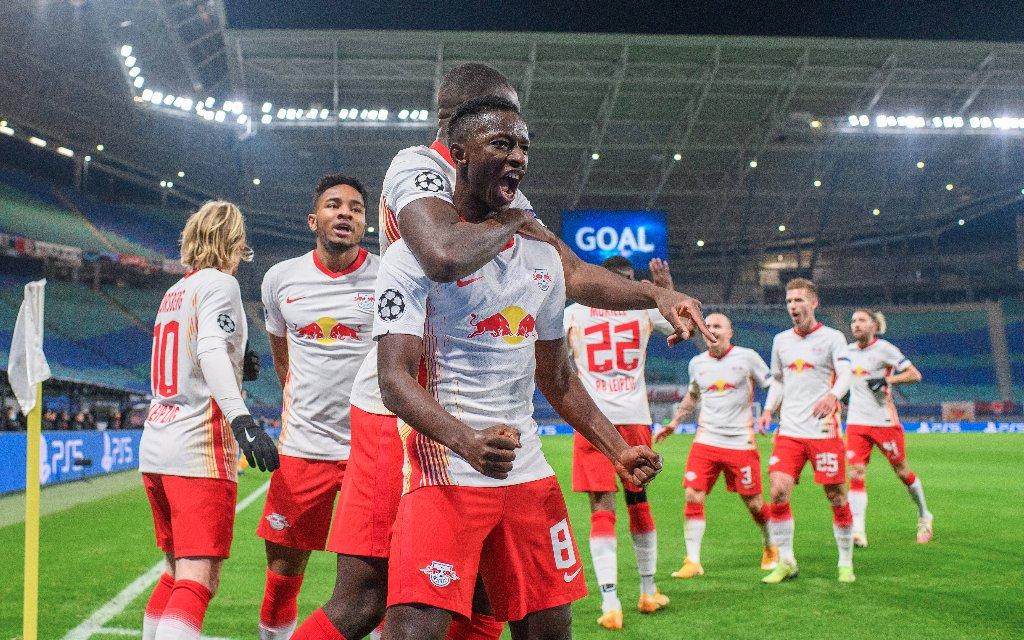 Leipzig muss in Budapest gegen Liverpool vorlegen