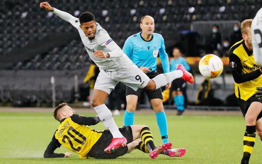 Mit einem 1:0 könnte Bayer Leverkusen die nächste Runde erreichen.