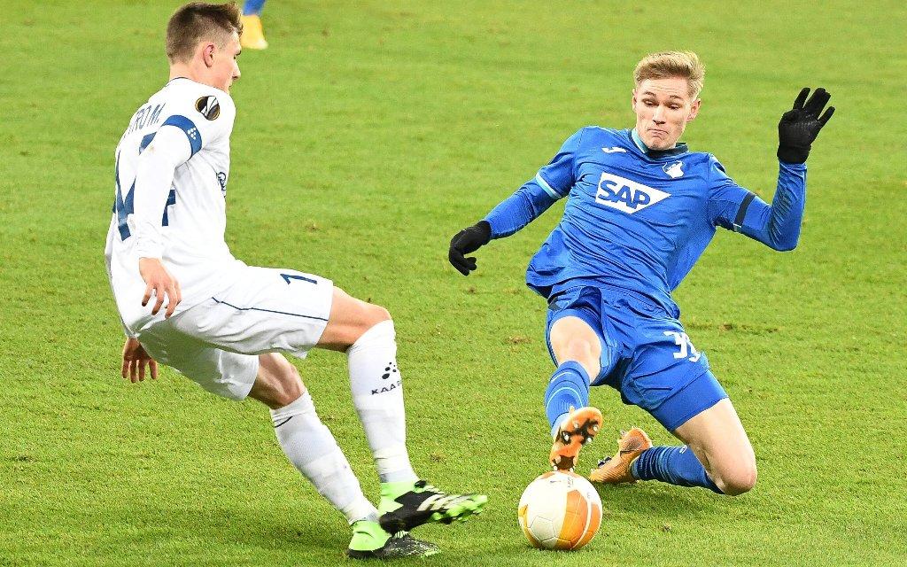 Bleibt Hoffenheim auch gegen Molde ungeschlagen?