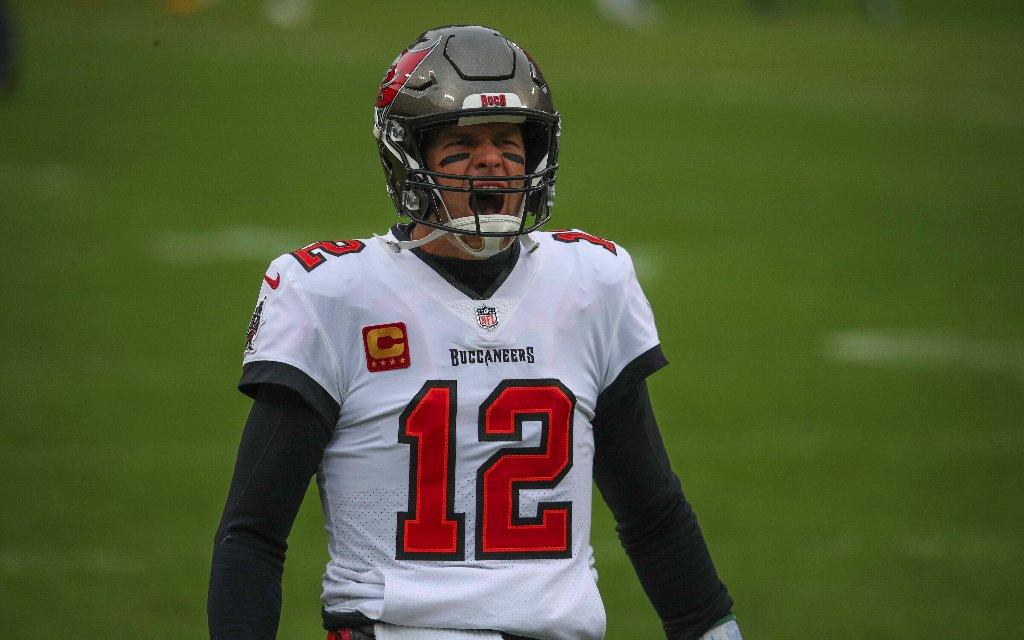 Tampas Quarterback Brady steht erneut im Super Bowl
