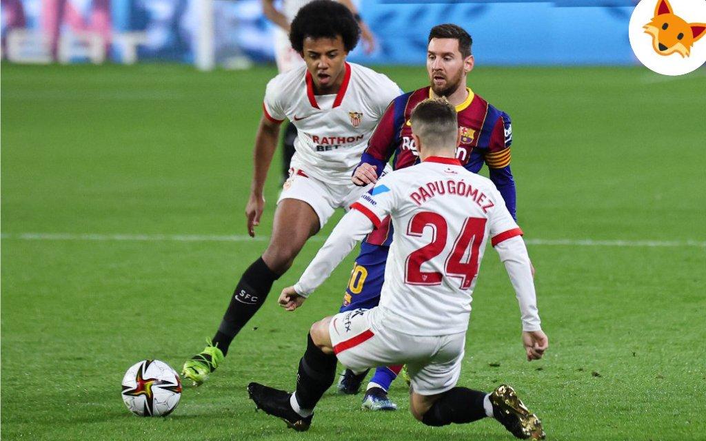 Der Quotenfuchs u.a. zu Besuch bei FC Sevilla – FC Barcelona.