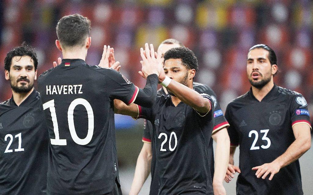 Dritter Sieg im dritten Quali-Spiel für DFB-Team?