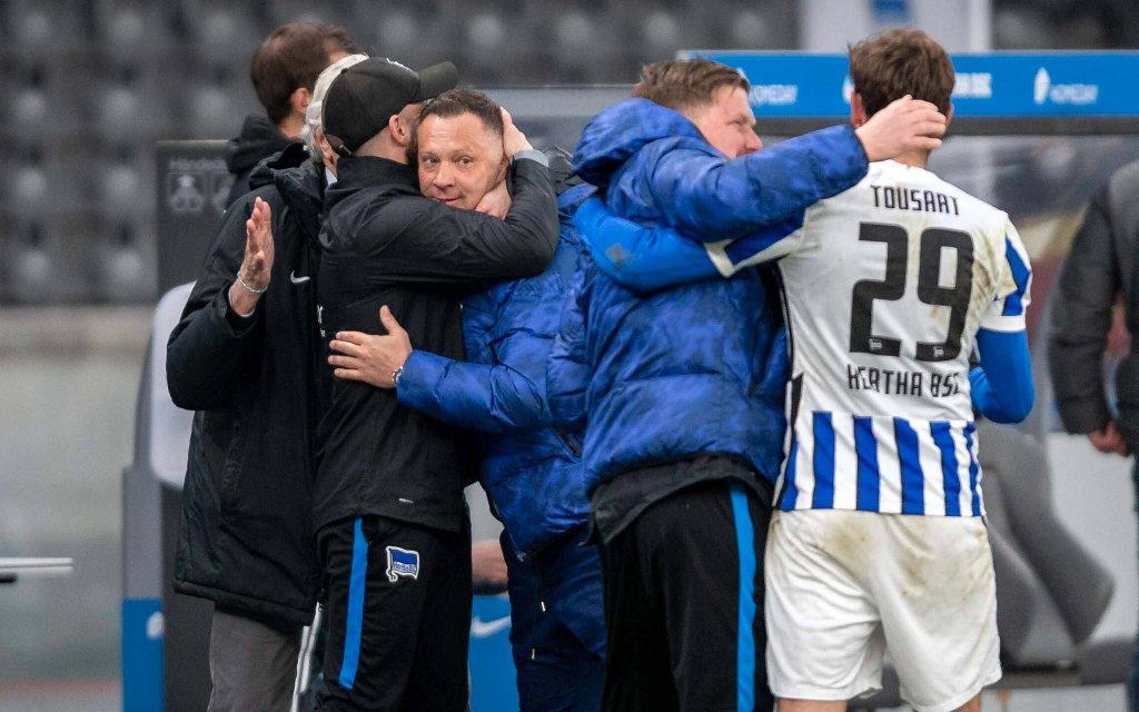 Punktet die Hertha auch in Dortmund?
