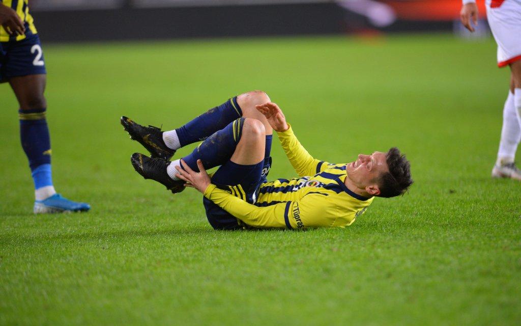 Nicht alles süper bei Mesut Özil