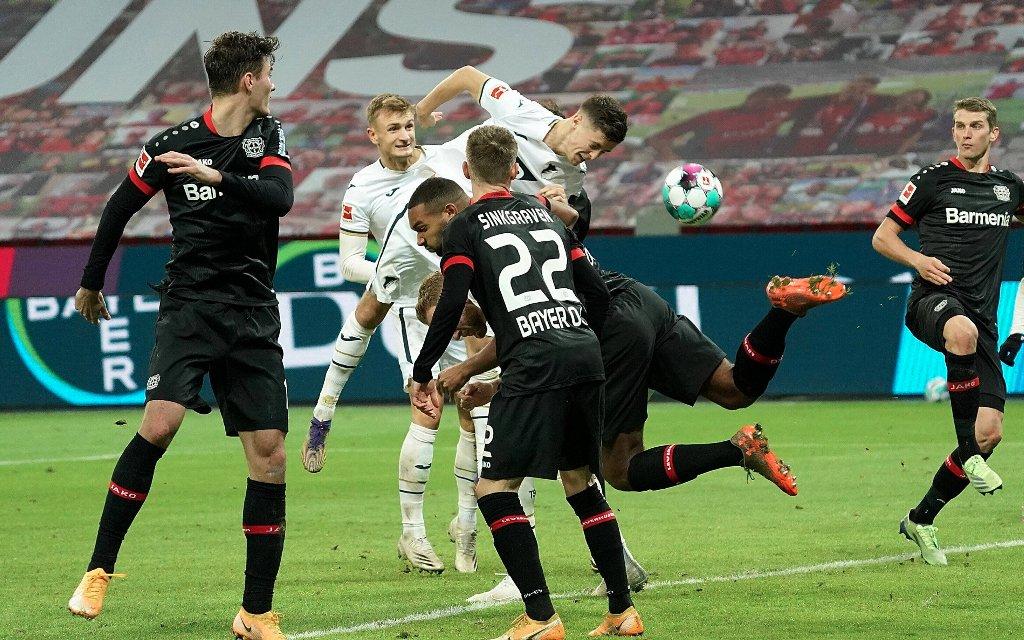 Leverkusen muss in Hoffenheim gewinnen