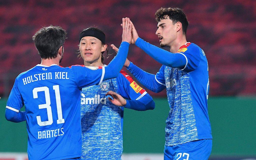 Schafft Kiel in Dortmund die nächste Sensation?