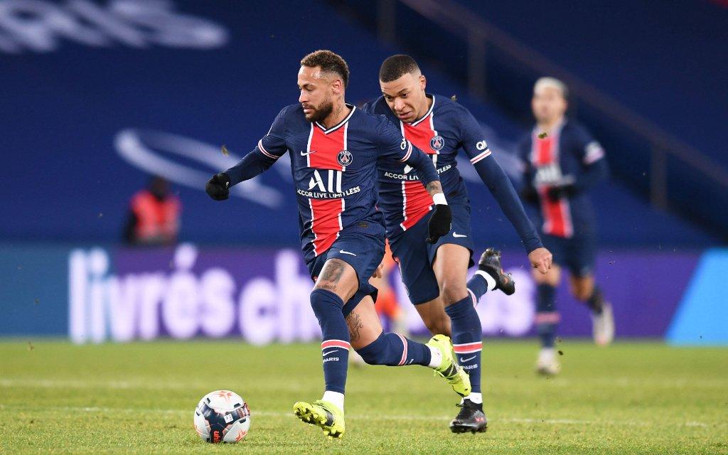 PSG - Manchester City: Neymar und Mbappe bereiten Pep schlaflose Nächte