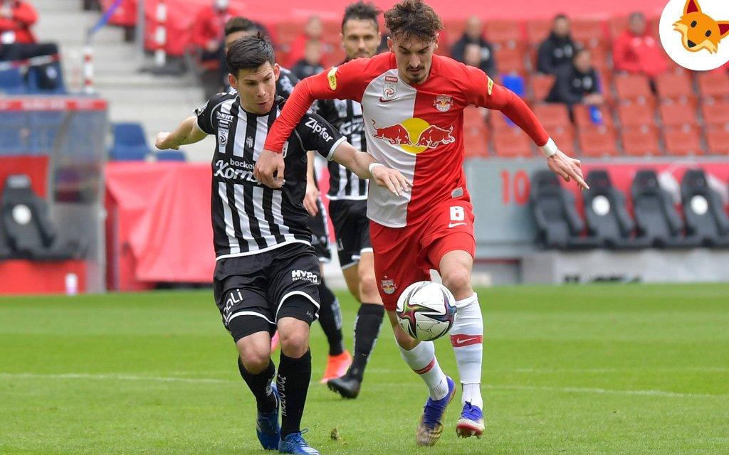 Der Quotenfuchs schaut aufs österreichische Pokalfinale zwischen LASk und Salzburg.