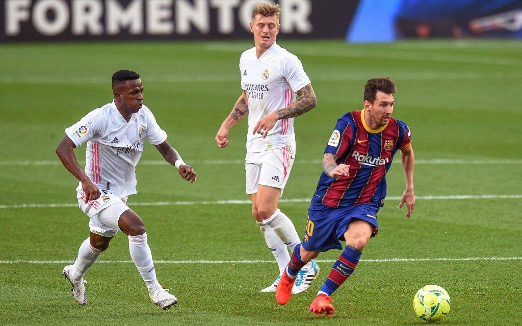 Real - Barca: Wer gewinnt den Verfolger-Clasico?