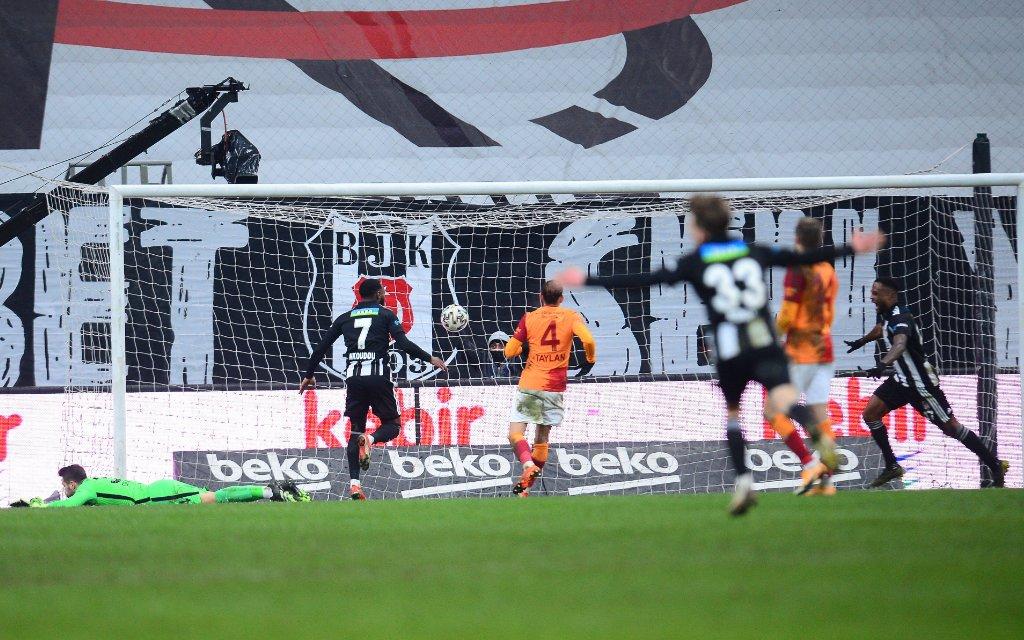 Alles Süper für Besiktas nach dem Derby bei Galatasaray?